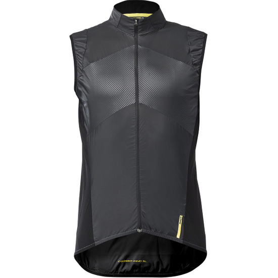 Chaleco MAVIC Cosmic Wind SL Black