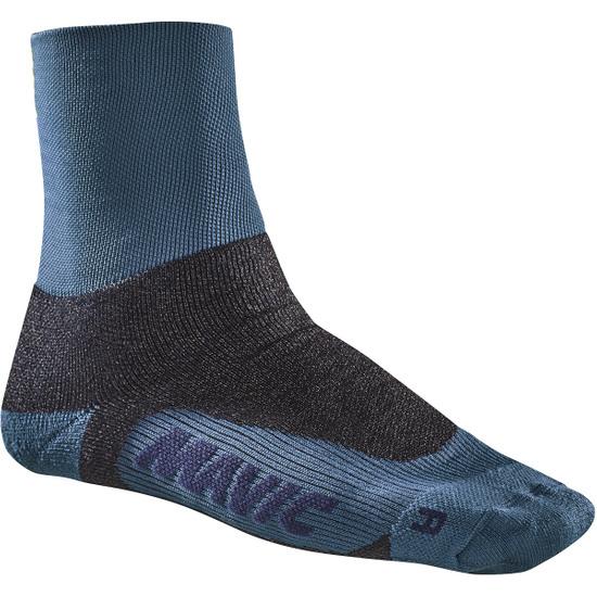 Socke MAVIC Essential Thermo + Lyons Blue
