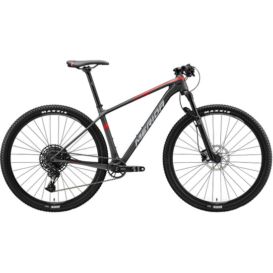 "Mountainbike MERIDA Big Nine 3000 29"" 2020 Grey"