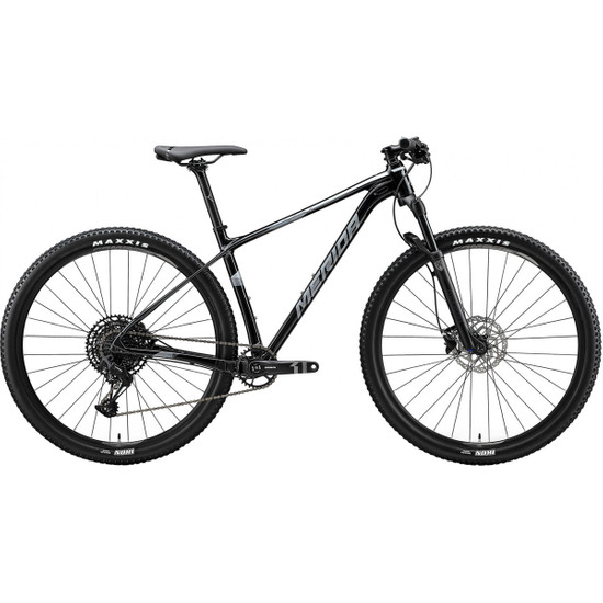"Mountainbike MERIDA Big Nine Limited 29"" 2020 Black / Grey"