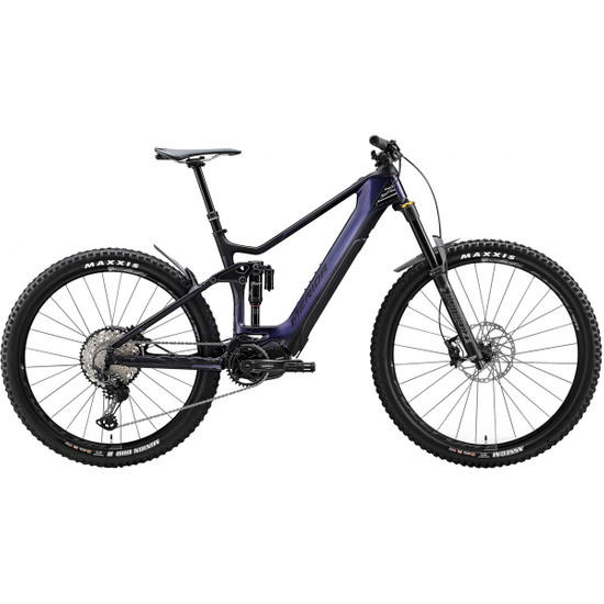 Bicicleta de montanha MERIDA E-One Sixty 8000 2020 Purple / Black