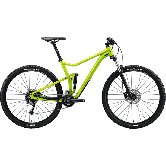 Mountainbike MERIDA One Twenty RC 9 300 2020 Green