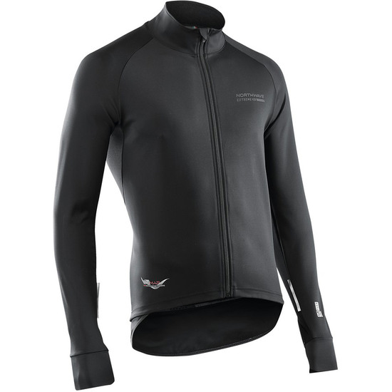 Chaqueta NORTHWAVE Extreme H2O Total Protection Black
