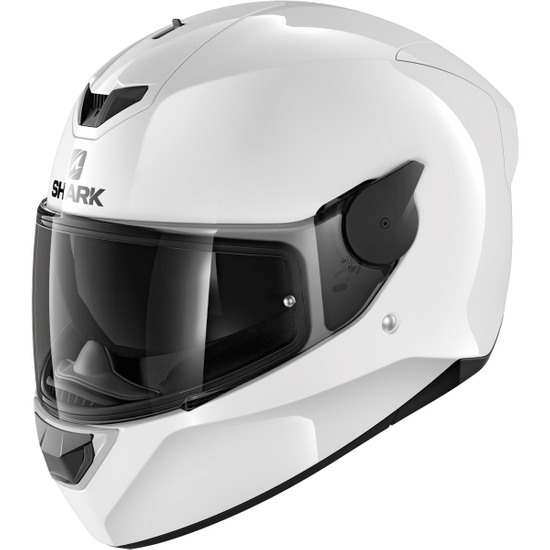Casco SHARK D-Skwal 2 Blank White