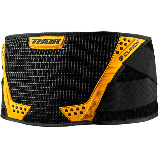 Proteccion THOR Clinch Black / Yellow