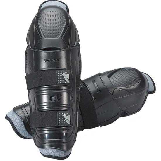 THOR Quadrant CE Junior Black / Grey Protection