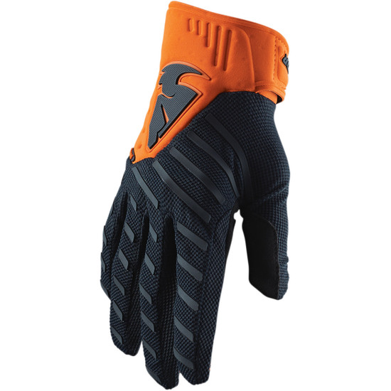 THOR Rebound Midnight / Orange Gloves