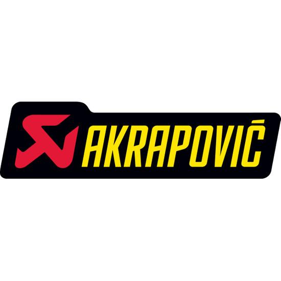 Aufkleber AKRAPOVIC P-HST4PO