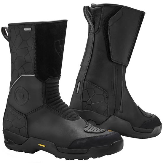 Stiefel REVIT Trail H2O Black