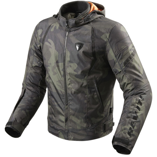Blouson REVIT Flare Army Green