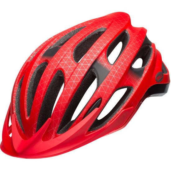 Casque BELL Drifter Matte / Gloss Red / Black