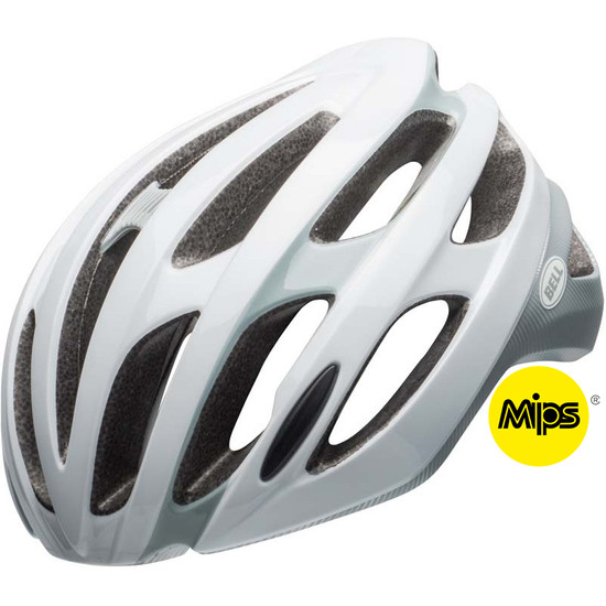 Casco BELL Falcon MIPS Matte / Gloss White / Smoke