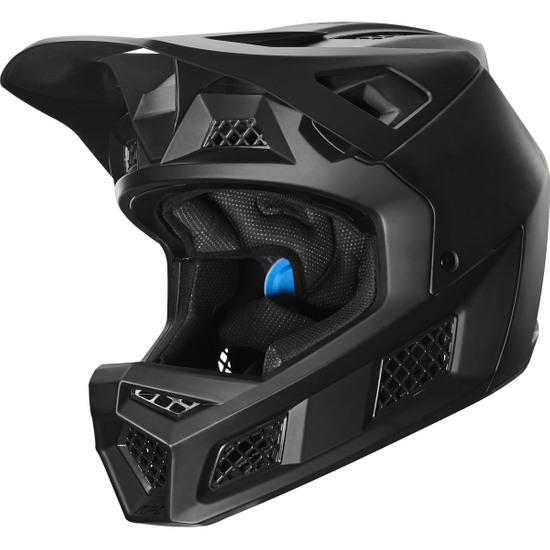 Casco FOX Rampage Pro Carbon Matte Black
