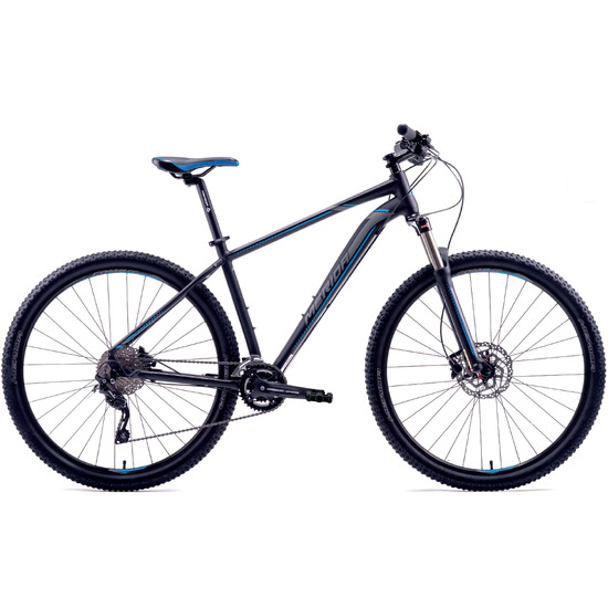"Bicicleta de montaña MERIDA Big Nine 80-D 29"" 2019 Black / Blue"