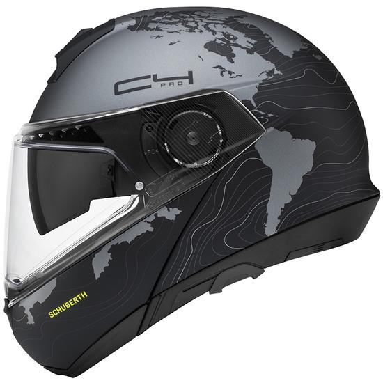 Helm SCHUBERTH C4 Pro Magnitudo Black