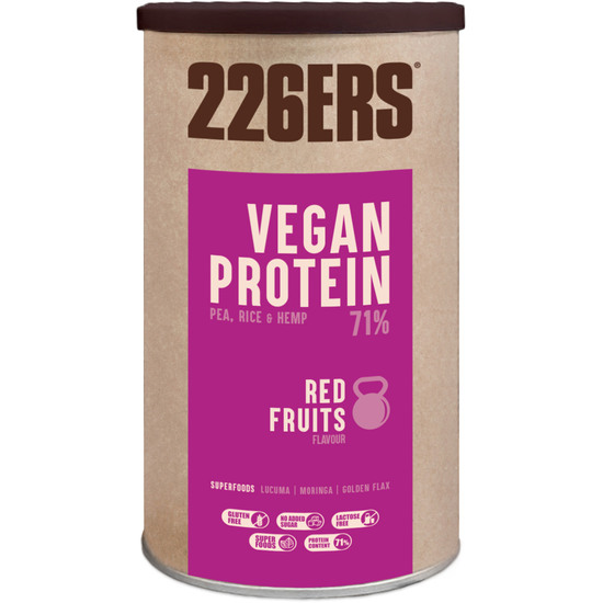 Nutrizione 226ERS Vegan Protein Red Fruits