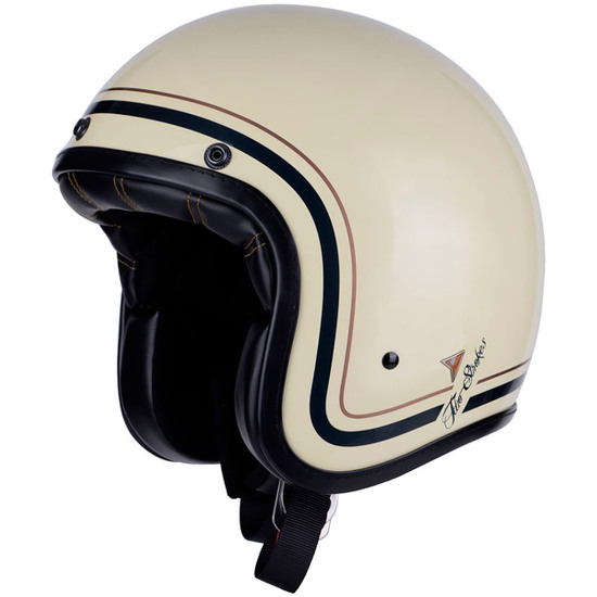 Casque BY CITY Two Strokes Beige