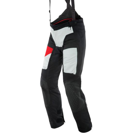DAINESE D-Explorer 2 Gore-Tex Glacier-Gray / Lava-Red / Black Pant