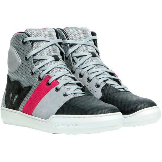 DAINESE York Air Lady Light-Grey / Coral Boots