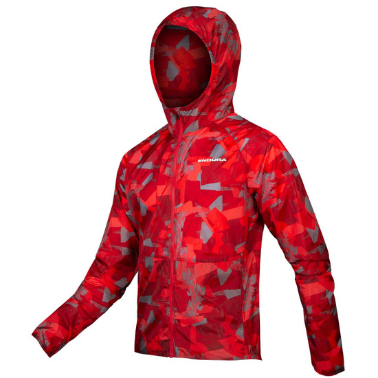 Chaqueta ENDURA Singletrack Durajak Rust Red