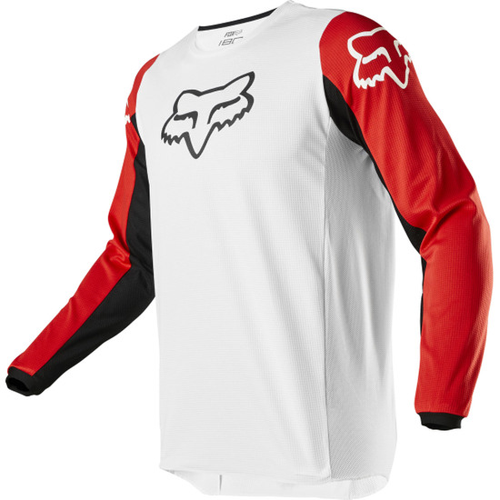 Camiseta FOX 180 2020 Prix White / Black / Red