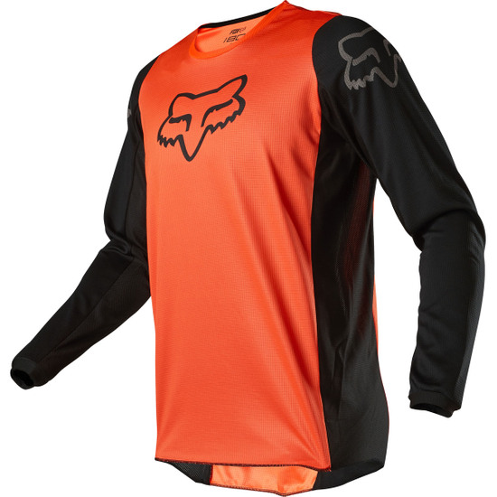 FOX 180 2020 Junior Prix Fluorescent Orange Jersey