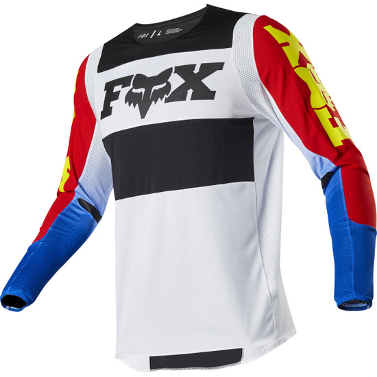 Maillot off road FOX 360 2020 Linc Blue / Red