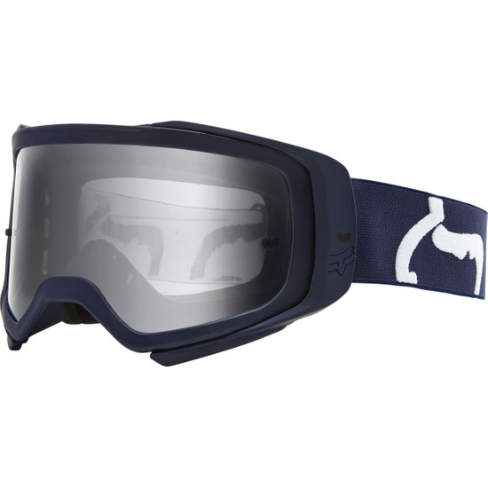 FOX Airspace II Prix Navy / Clear Goggles