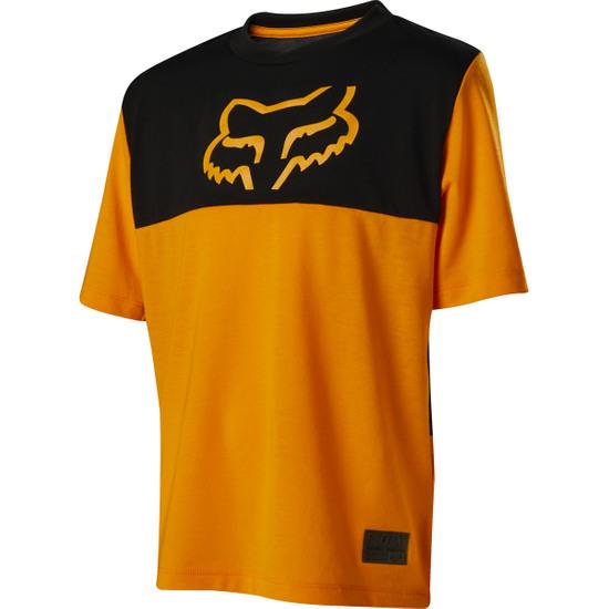 Maillot FOX Ranger Drirelease® SS Junior Atomic Orange