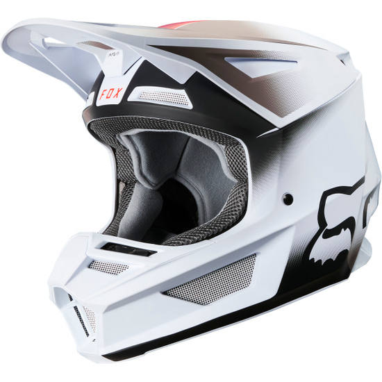 Casco FOX V2 Vlar 2020 White