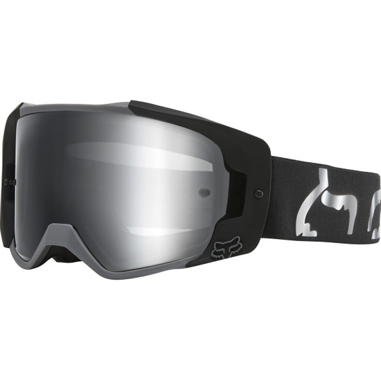 Brille FOX Vue S Black / Chrome Mirror