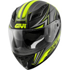 GIVI 40.5 X-Fiber GP Black / Neon Yellow