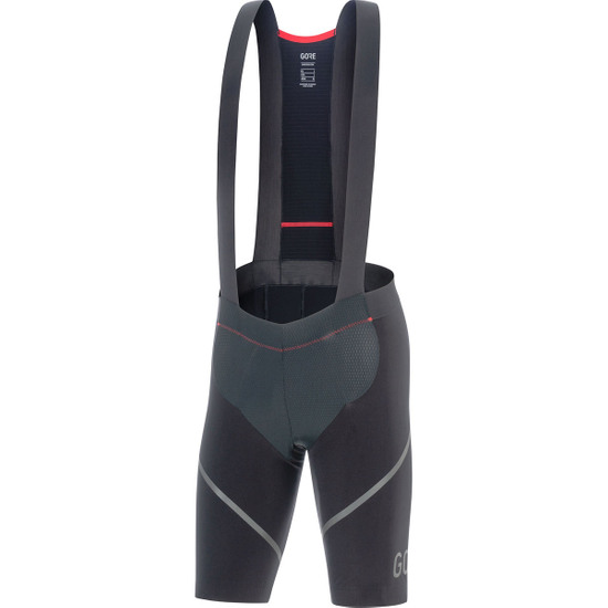 Culotte GORE C7 Race Bib Shorts + Black
