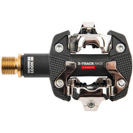 Antrieb LOOK X-Track Race Carbon Black