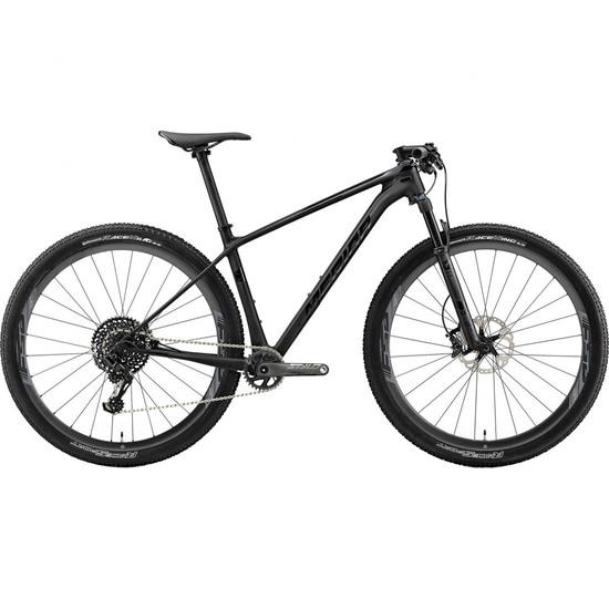 """Bici da montagna MERIDA TEST - Big Nine 8000 29"""" 2019 Black"""