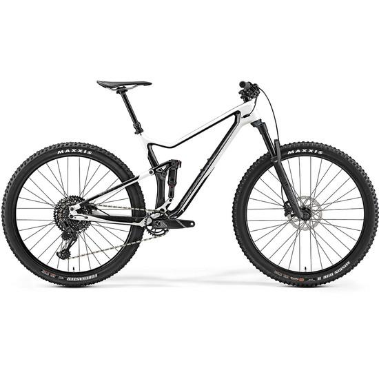 Bicicleta de montanha MERIDA TEST One Twenty 9 6000 2019 White / Black
