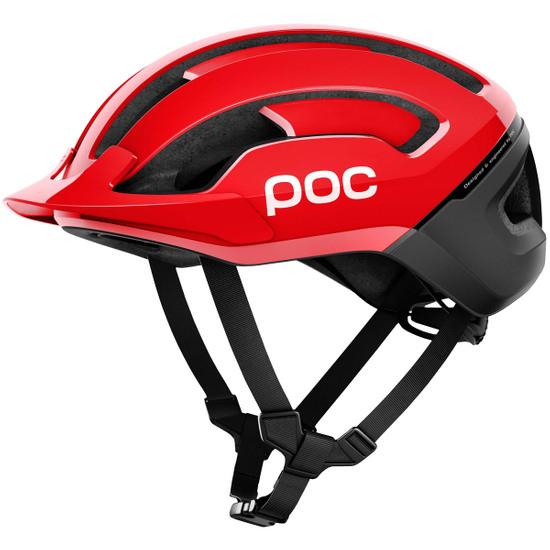 Casco POC Omne Air Resistance Spin Prismane Red