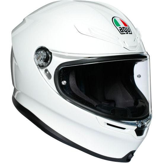 Helm AGV K6 White
