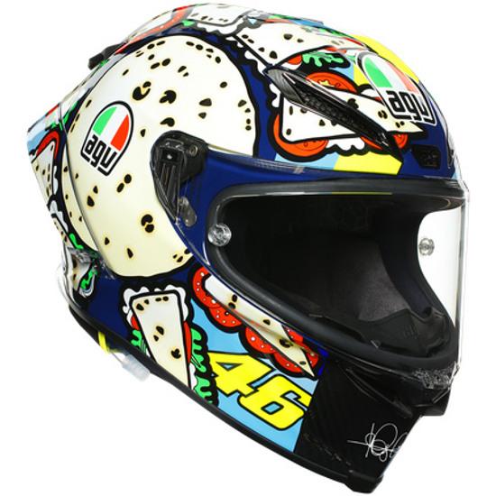Casco AGV Pista GP RR Rossi Misano Menu 2019 Limited Edition