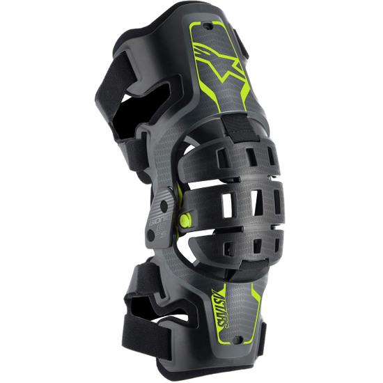 ALPINESTARS Bionic 5S Junior Black / Yellow Fluo Protection