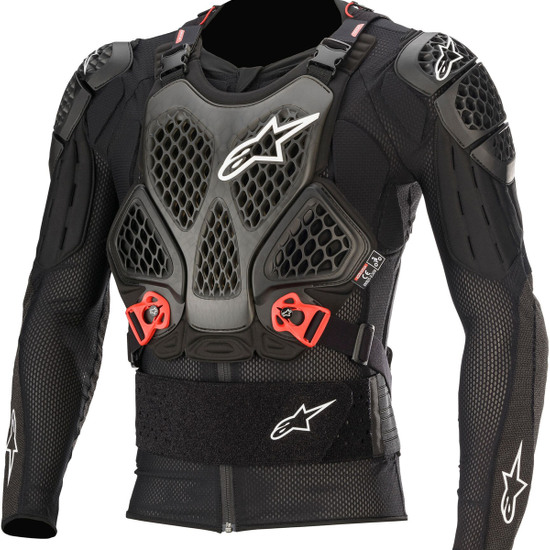 ALPINESTARS Bionic Tech V2 Black / Red Protection