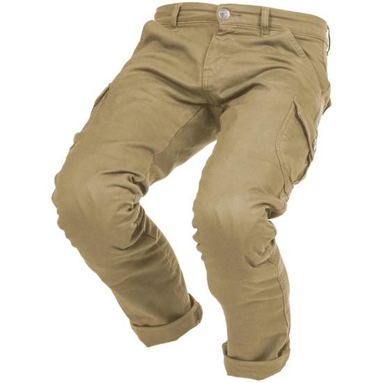 Pantalone BY CITY Mixed II Beige