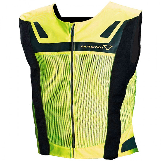 MACNA Vision 4 All S  Neon Yellow Complement