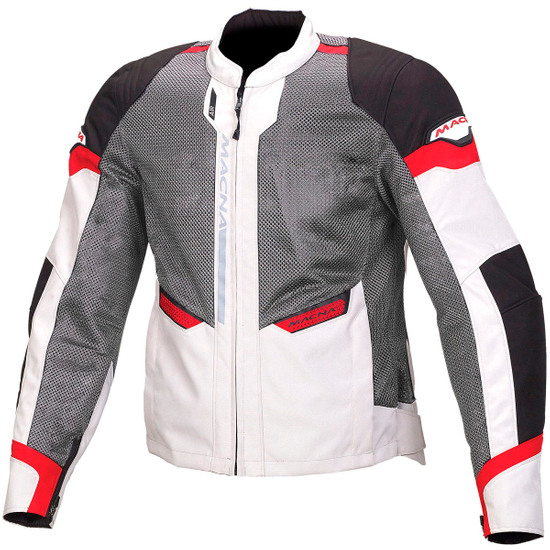 MACNA Event Black / Grey / Red Jacket