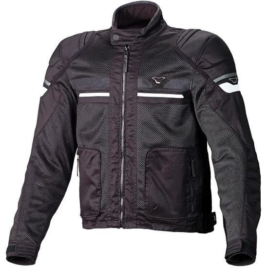 MACNA Rush Black Jacket