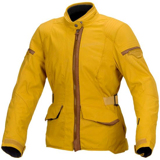 Casaco MACNA Shine Lady Ochre Yellow