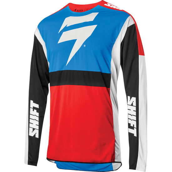 Jersey SHIFT Black Label Race 2 2020 Blue / Red