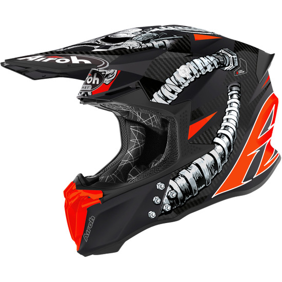 Helm AIROH Twist 2.0 Bolt Matt