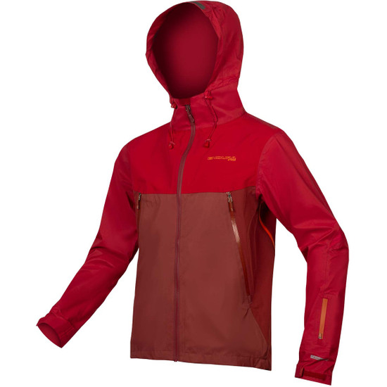 Veste ENDURA MT500 Waterproof Cocoa