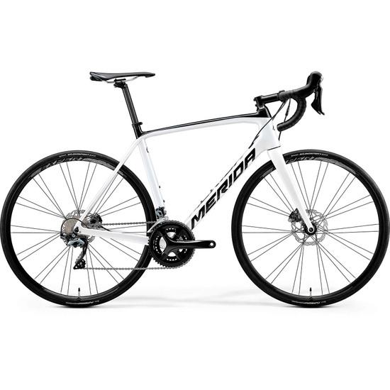 Vélo de route MERIDA Scultura 5000 Disc Carbono 2020 White